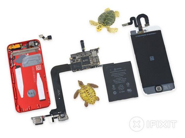 Apple iPod Touch 6G smontato pezzo per pezzo da iFixit