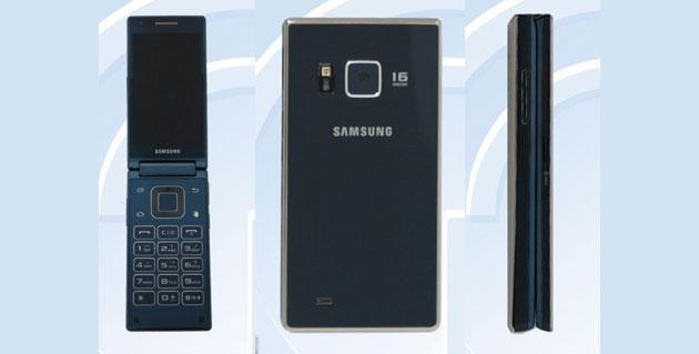 Samsung SM-G9198, nuovo Flip phone con Snapdragon 808 e fotocamera 16MP