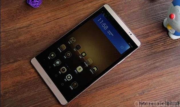 Huawei Mediapad M2, la versione Tablet di Huawei P8