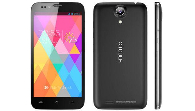 Xtouch Sky PRO, smartphone Android 5 pollici Dual-SIM Quad-Core da 179 euro