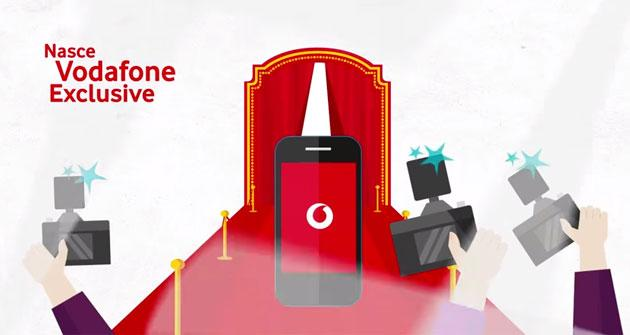 Vodafone Exclusive come funziona, quanto costa, come si disattiva