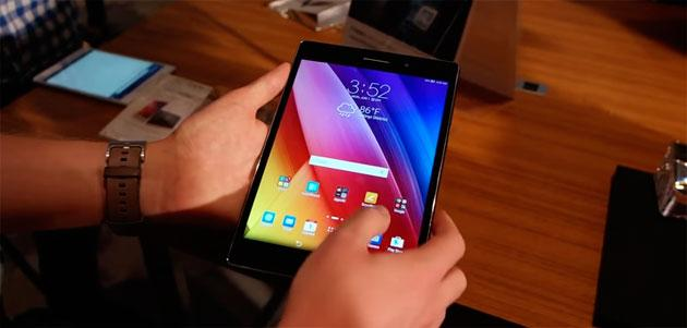 ASUS ZenPad 8.0: hands-on del nuovo rivale di iPad Mini