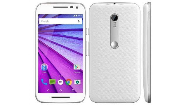 Motorola Moto G 2015 3a Gen ufficiale: foto e specifiche