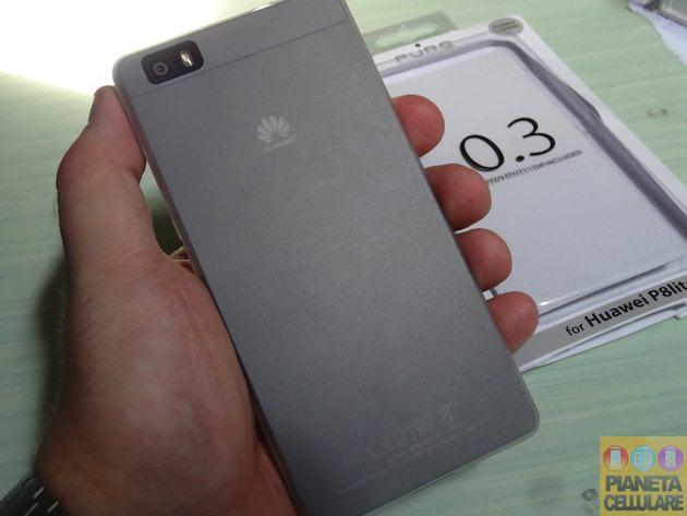 Recensione Cover TPU Ultra Slim 0,3 Huawei P8 Lite by Puro