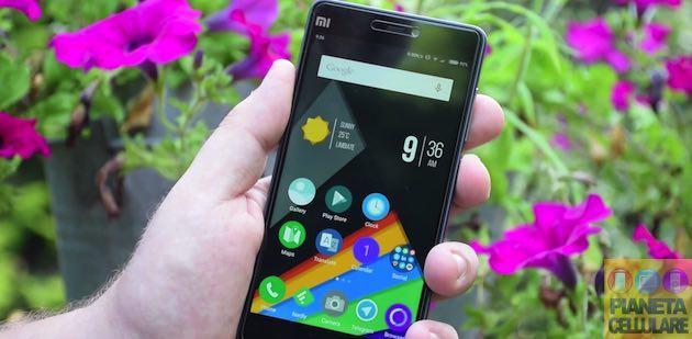 Xiaomi Mi4i, versione economica del Mi4 in alcuni casi anche migliore