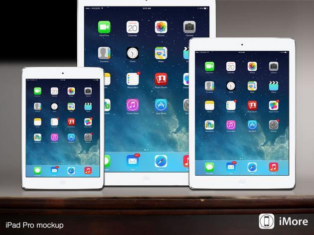 Apple iPad Pro in uscita alla fine dell'anno