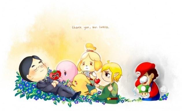 Nintendo: la morte del presidente Iwata e il futuro della casa di Kyoto