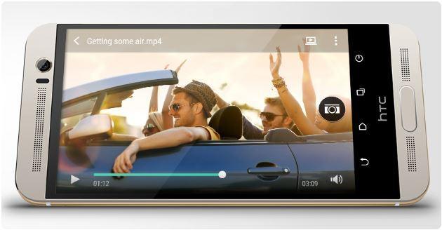 HTC One M9+ in vendita in Italia da Settembre