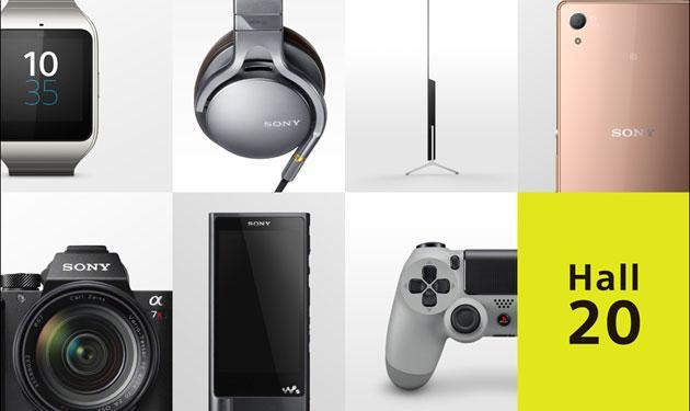 Sony, evento IFA 2015 il 2 settembre