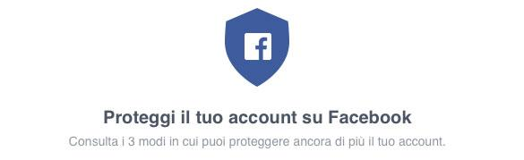 Facebook attiva Contatto Erede e strumento Security Checkup