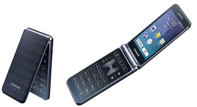 Samsung Galaxy Folder 2015, nuovo flip phone Android da 250 dollari