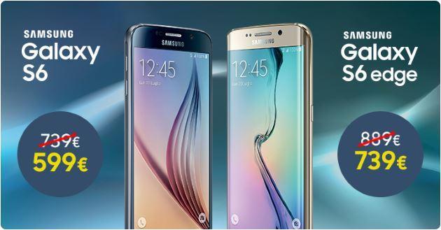 PosteMobile: chi acquista Galaxy S6 scontato ha altro Sconto di 150 euro