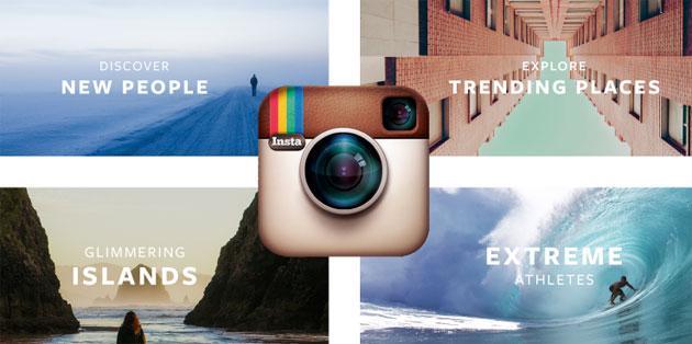 Instagram sul web ora con motore di ricerca