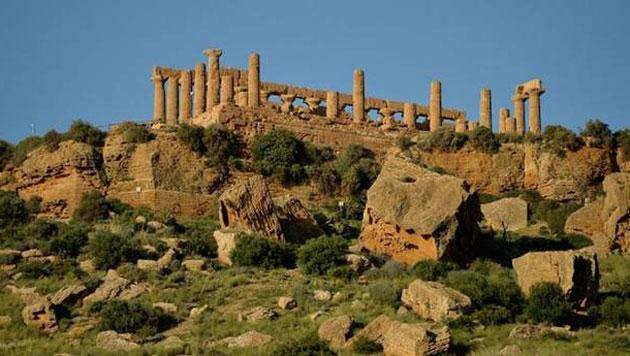 Google affitta la Valle dei Templi in Sicilia per il Camp 2015