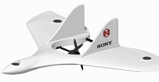 Sony investe sui Droni con Fotocamere