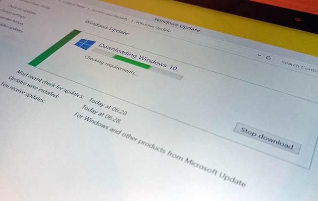 Guida: come forzare l'aggiornamento a Windows 10