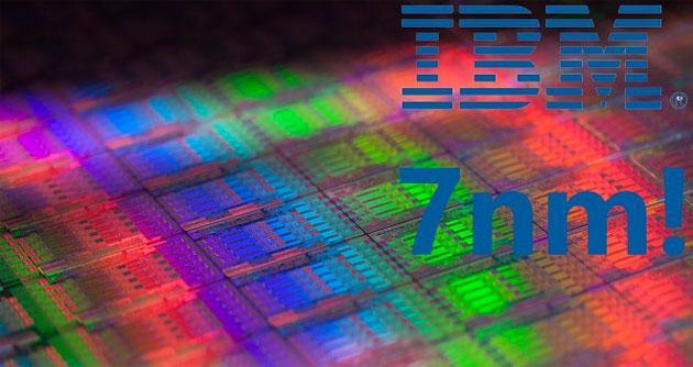IBM annuncia il primo chip a 7nm al mondo