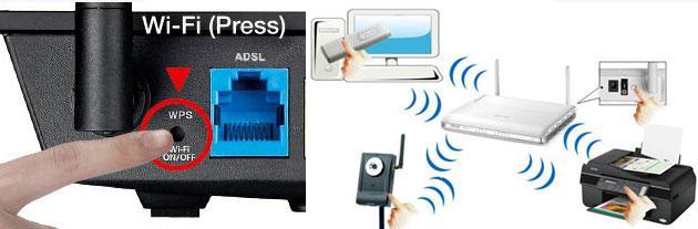 WPS, a cosa serve e come usare il Pulsante sul router WiFi