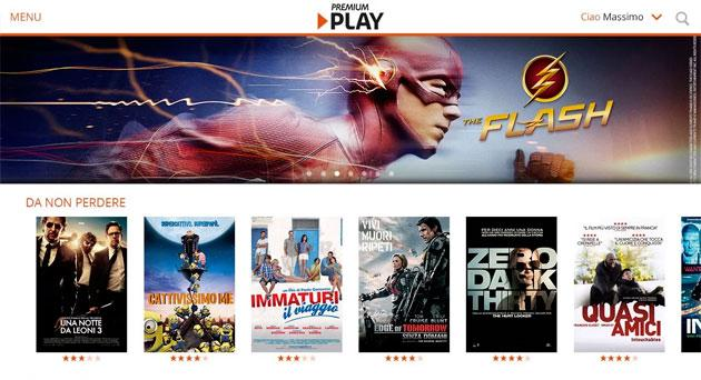 Premium Play di Mediaset arriva su iPhone, smartphone e tablet Android