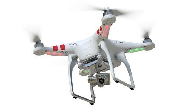 Samsung progetta il Drone per fare Selfie