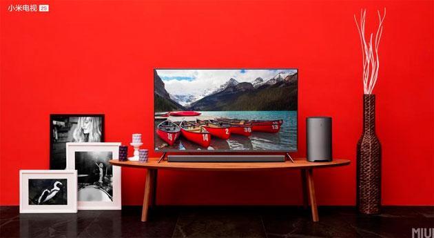 Xiaomi annuncia Mi TV 2S, un TV UHD con Android 5 Lollipop
