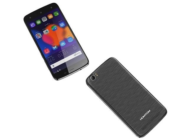 Doogee presenta Homtom, Smartphone Android con batteria da 6250 mAh