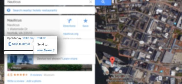 Come inviare la posizione di Google Maps su Smartphone e Pc