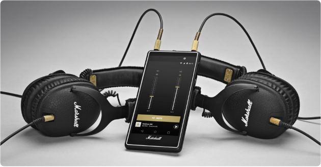Marshall London, lo smartphone Android per chi ama la Musica