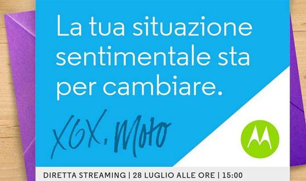 Motorola, rivedi la presentazione di Moto X Style, Moto X Play e Moto G 2015