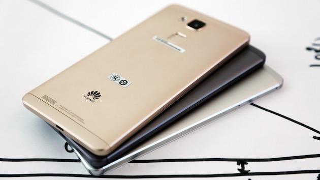 Huawei Mate 8 in ritardo, Mate 7s confermato a IFA 2015