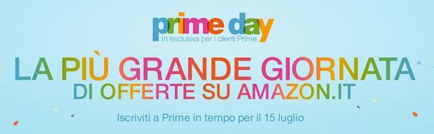 Amazon Prime Day 2015 da record, 398 prodotti ordinati al secondo