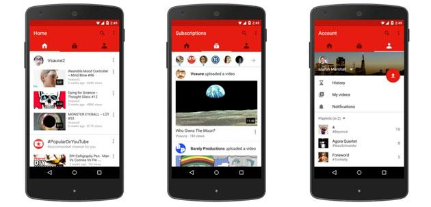 Youtube, il nuovo Video Player Dinamico supporta i video verticali