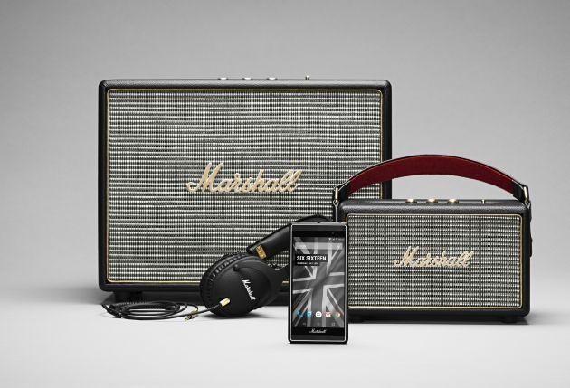 Marshall London: Smartphone musicale, tutte le foto e le specifiche