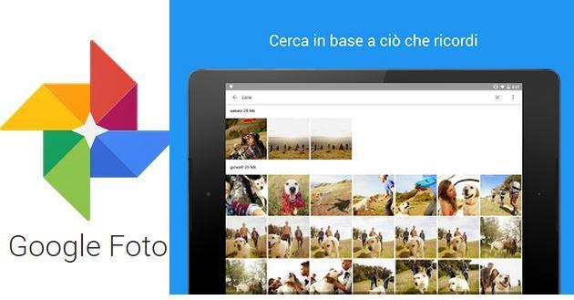 Google Foto 1.2: Google Plus, Chromecas e Condivisione