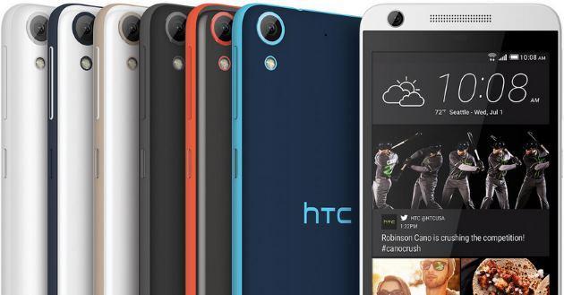 HTC introduce Desire 626, Desire 626s e Desire 526 e Desire 520