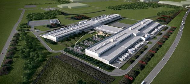 Facebook apre nuovo Data Center in Texas alimentato da Energia Eolica