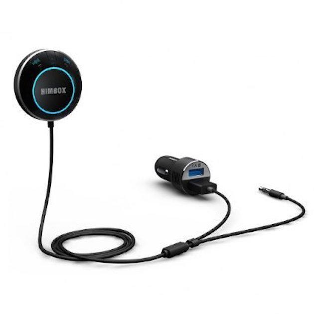 Recensione Himbox HB01, Kit Bluetooth da auto per chiamate e musica