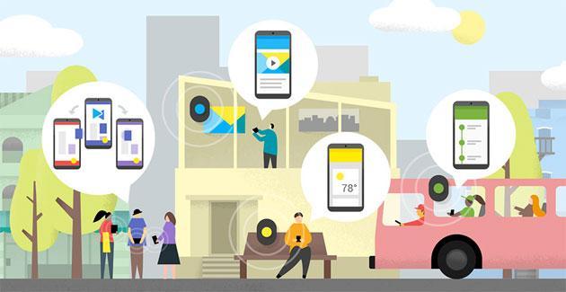Google Eddystone, nuovo formato di BLE beacons simile a Apple iBeacons