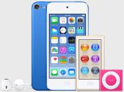 Foto Apple, nuovi iPod Touch 2015 colorati e potenti