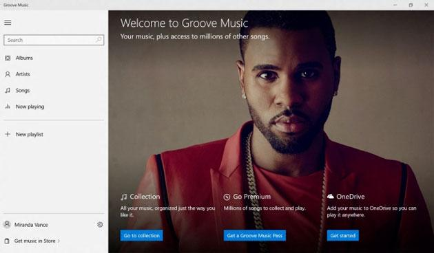 Microsoft, Xbox Music e Video diventano Groove e Music e TV su Windows 10