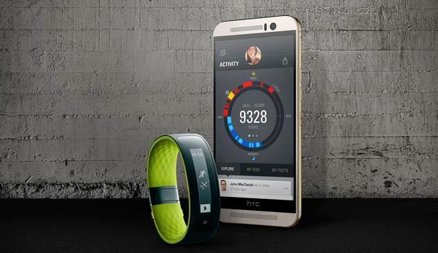 HTC rinvia Grip, promette fitness tracker migliore nel 2016