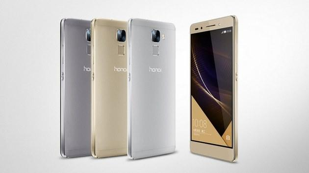 Huawei Honor 7 sfida Apple iPhone 6 Plus