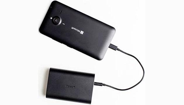 Microsoft Portable Dual, nuovi caricabatterie portatili da 5200, 9000 o 12000 mAh