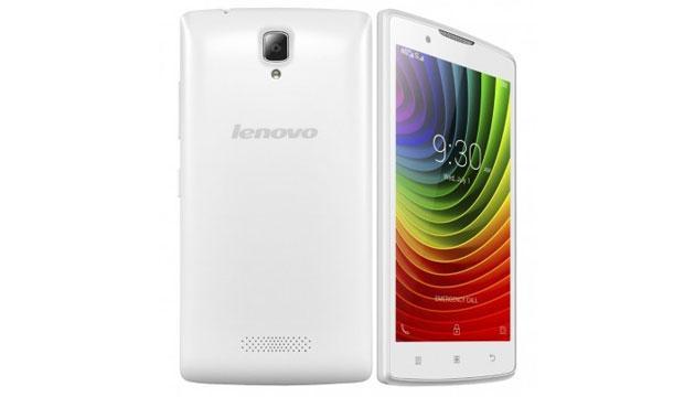 Lenovo A2010, lo smartphone 4G piu' economico in India