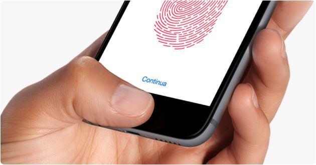 Apple brevetta lettore di impronte digitali ad ultrasuoni