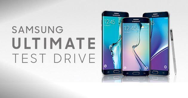 Samsung Ultimate Test Drive si e' rivelato un autentico successo