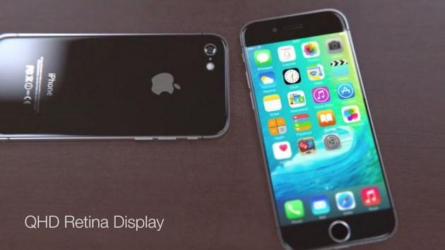 Apple iPhone 7 si mostra in un video concept
