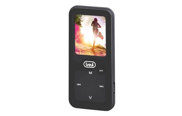Trevi MPV 1780 SB, lettore MP3 con contapassi integrato