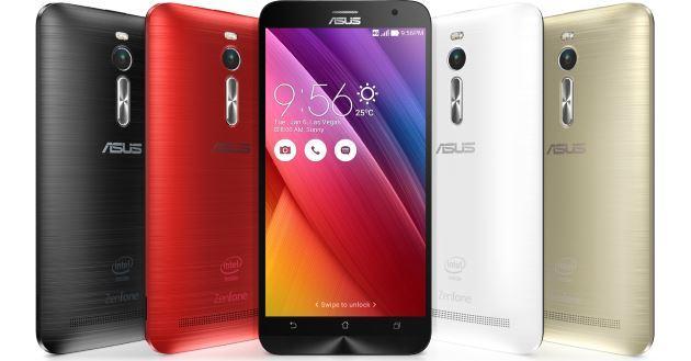 Galaxy S6 e Zenfone 2 sono gli Smartphone che si Caricano piu' in fretta