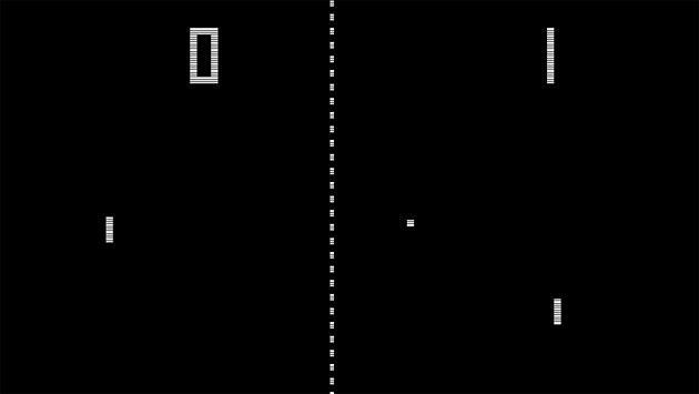 Pong, il videogame Atari compie 40 anni